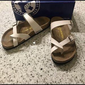 Birkenstock Mayari Sandals White